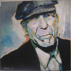 Leonard Cohen (solgt)